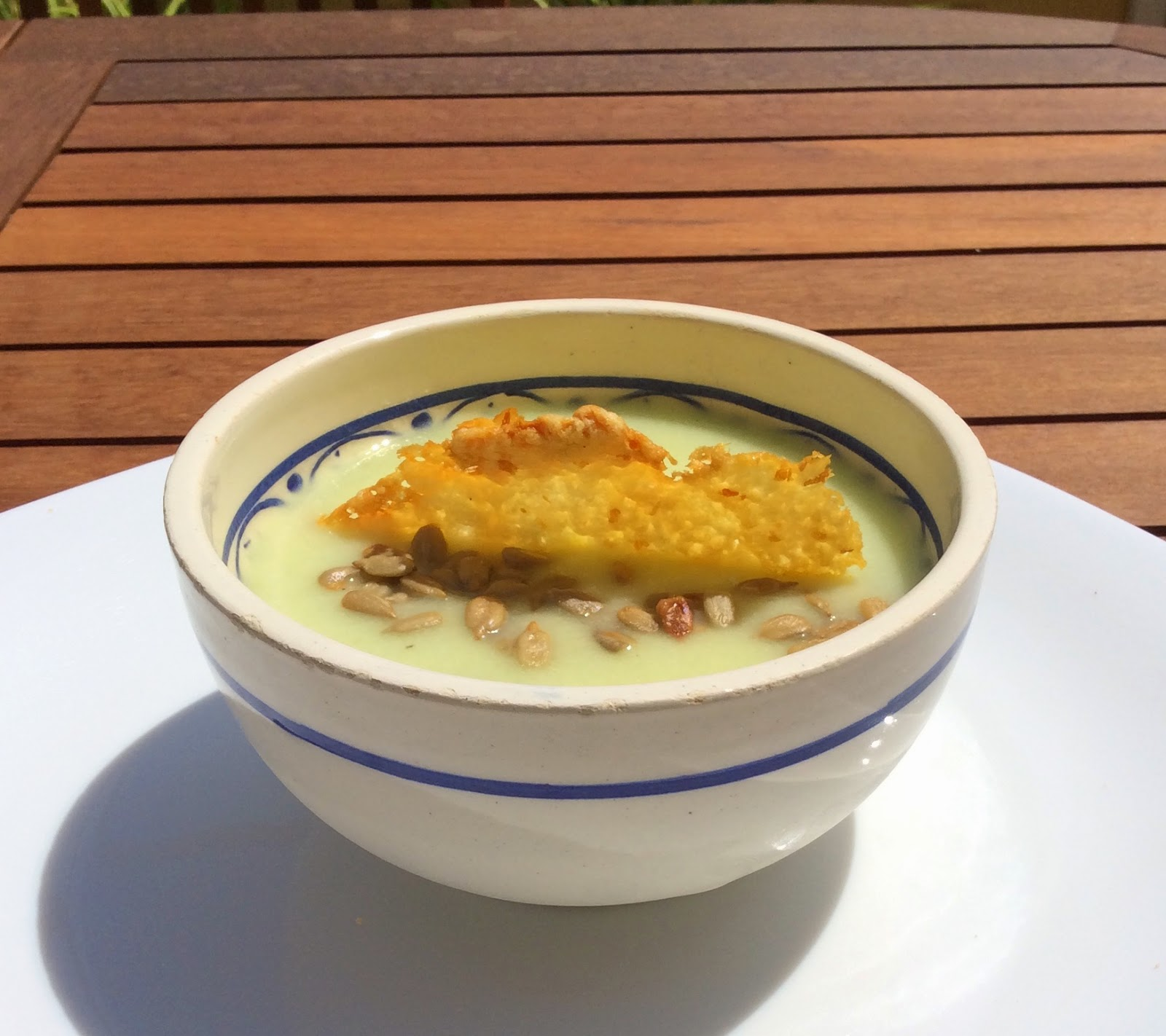 Sopa de Melon